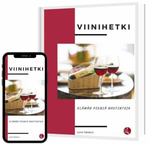 Viinihetki - e-kirja