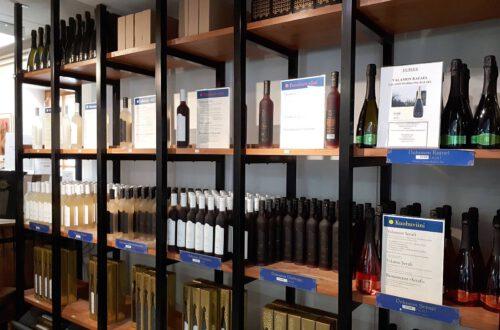 Valamon viinimyymälä
