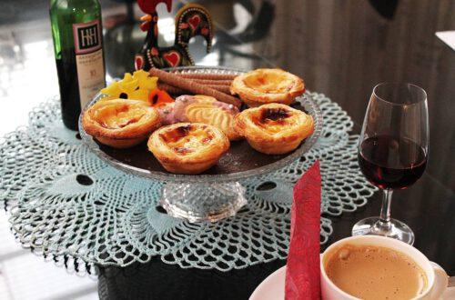 H & H Malvasia 10 Year Old Madeira ja portugalilainen kahvihetki, Viinihetki