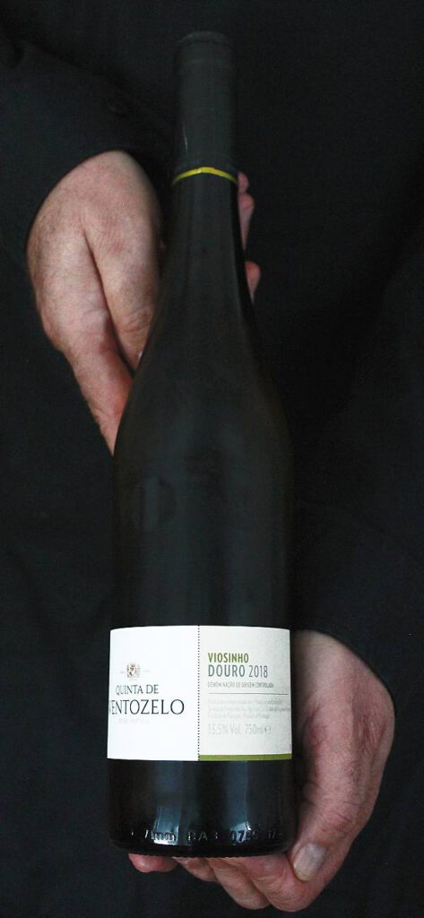 Portugalilainen valkoviini Quinta de Ventozelo Viosinho 2018, Viinihetki