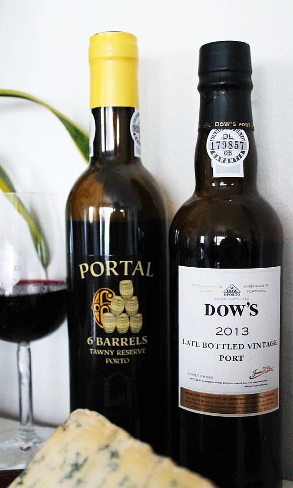 Portviini – Portal 6 Barrels Tawny Reserve Port ja Late Bottled Vintage (LBV), Viiihetki