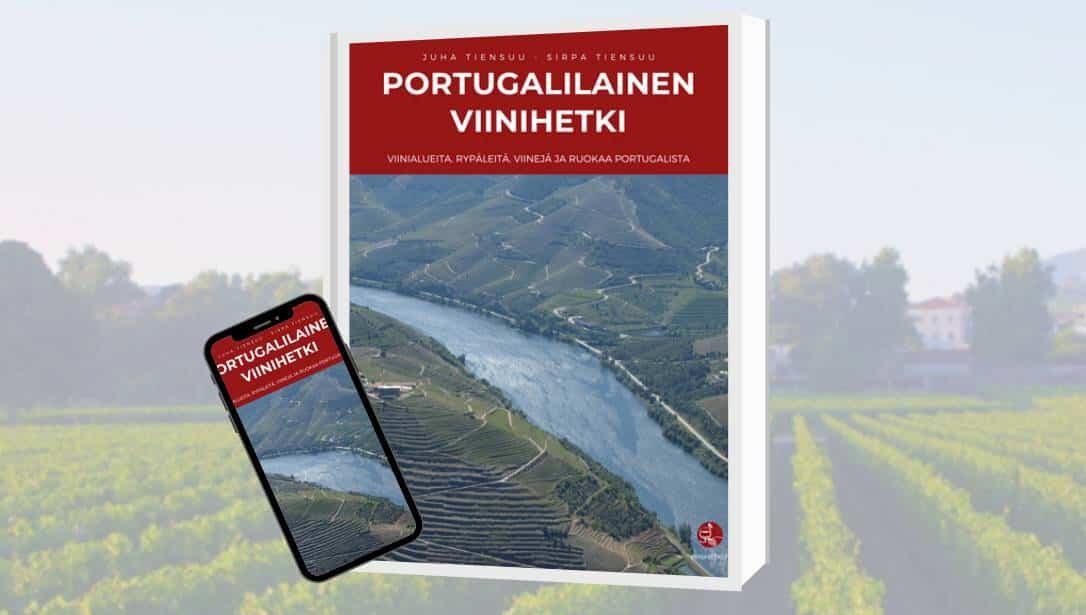 ILmestynyt! E-kirja Portugalilainen viinihetki