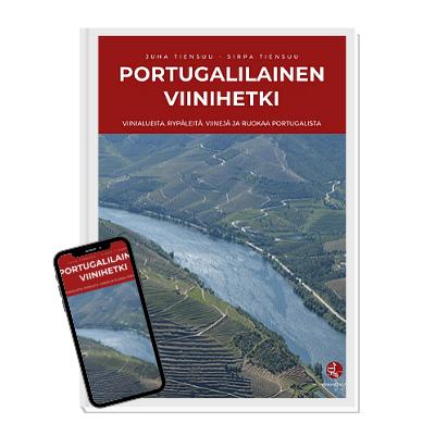 Portugalilainen viinihetki. Portugalin viinit. Viinihetki