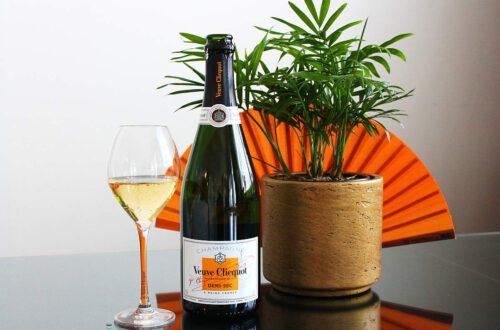 Samppanja Veuve Cliquot Demi-Sec, Viinihetki